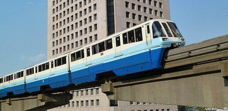 今日はモノレール開業記念日 | aoiwasi-k135のブログ