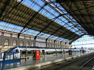 マルセイユ駅
