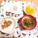 和朝食の記事より