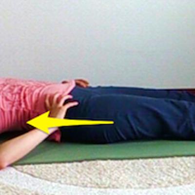 左右の足の長さが違う場合。脚長美脚ストレッチの記事に添付されている画像