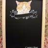 作品のご紹介 ねこの黒板 その1の画像