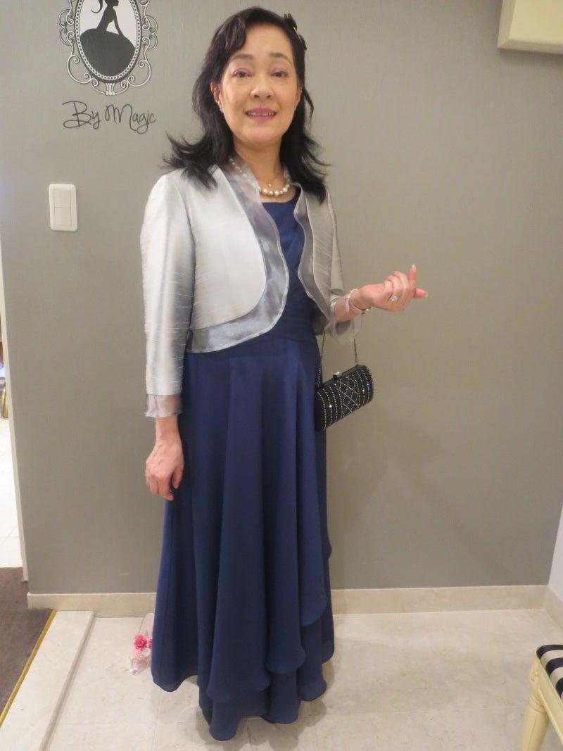 50代~のドレス | 横浜のレンタルドレスBy Magicのブログ