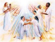reunion in heaven