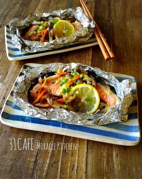 レシピ 甘 塩鮭
