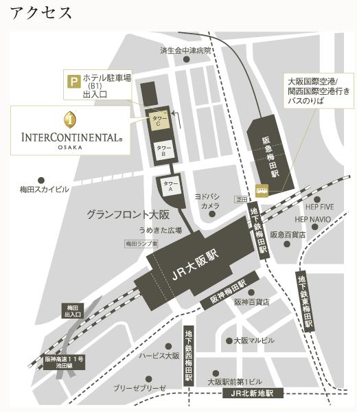 インターコンチ地図