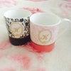 ♡アラベスクのペアマグカップ♡の画像