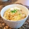 今日は息子ちゃんの誕生日♡ 昨日のお昼ごはん☆高野豆腐の卵とじ丼 6才のボクが、大人になるまで。の画像