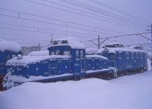 越後交通ED400形電気機関車