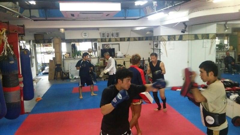 藤原 ボクシング ジム