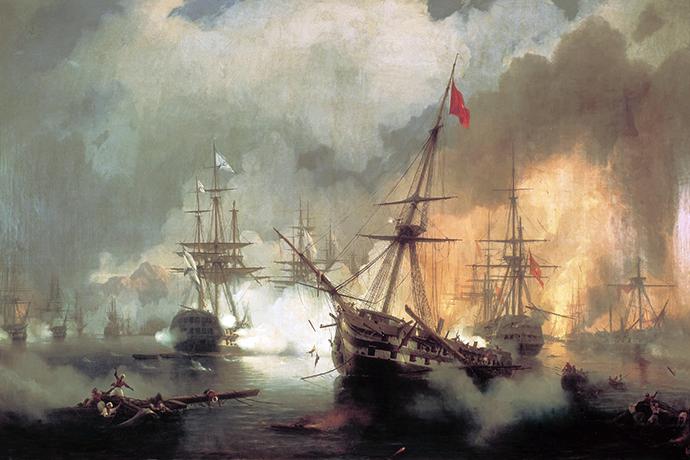 ナヴァリノの海戦 | 大学受験の...