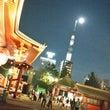 月が綺麗だぞ。
