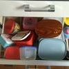 食器棚の一段をの画像