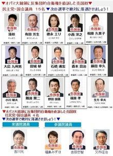 国会議員一覧 - List of members...