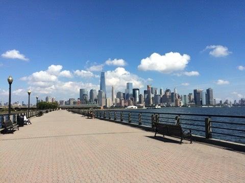 ニューヨークの眺めがいいベンチへの行き方(後半追加) | YOLO! You ...