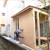 上棟完了 増築・お化粧なおし 亀岡市篠町 Oさま邸の画像