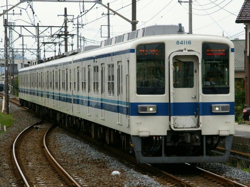 東武宇都宮線全線運転再開   K@...