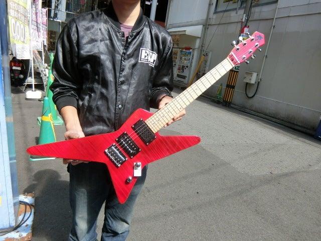 おすすめミニギター!! | ビッグボス広島オフィシャルブログ