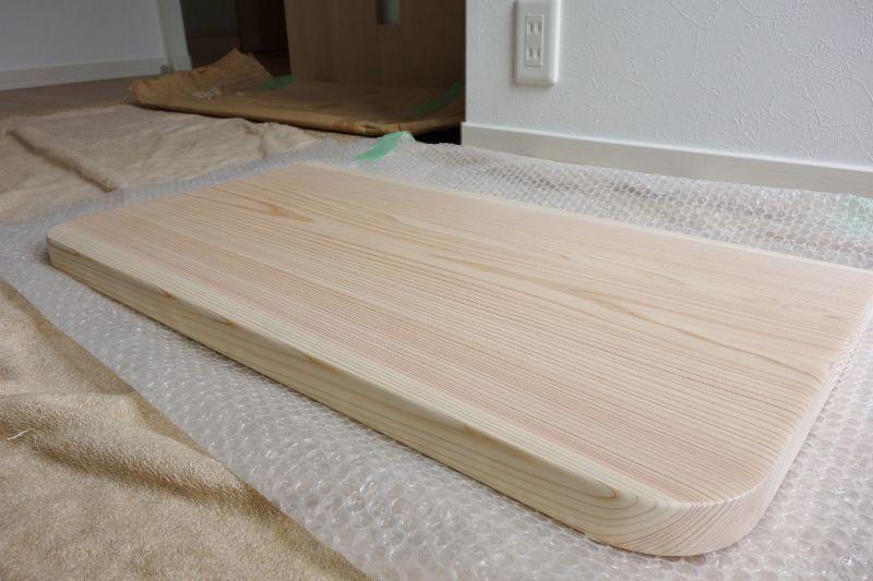 国産桧製(700x380)の神棚板