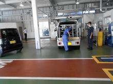 秦野市の湘南車検センター構造変更登録2015100904