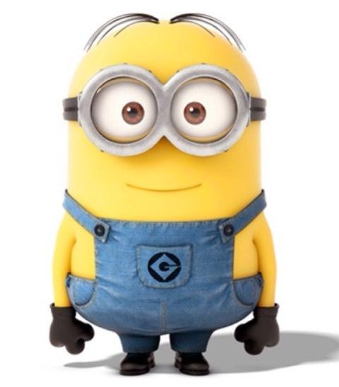 ミニオンの名前①〜デイブ〜 ミニオンファンのブログ~Yellow minions of happiness~
