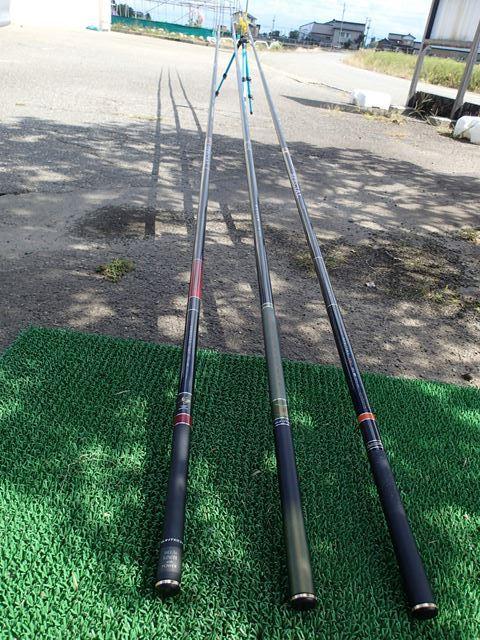 サンテック鮎竿見せてもらいました! | 釣り具 ヒラサワのブログ