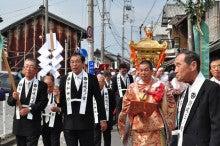 多和神社秋季例大祭本宮   たい...