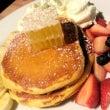 【カフェ】パンケーキ…