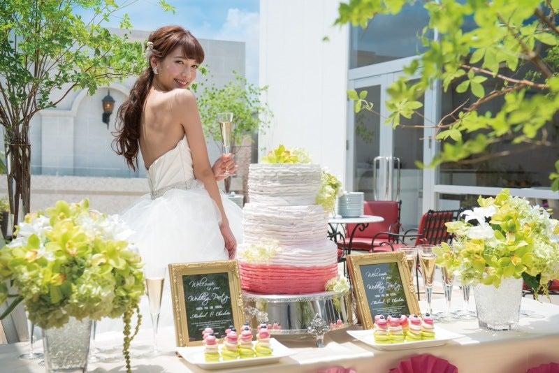 草津の結婚式場「ペルテヴァローレ」