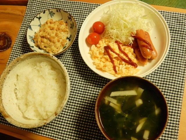151011朝食