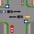 優先道路の通行