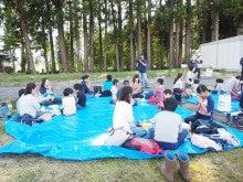 20151003稲刈りツアー27昼食