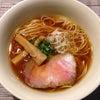 らぁ麺やまぐち【追い鰹中華そば】@東京 西早稲田 27.10の画像