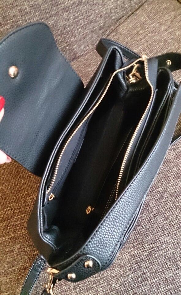 f3e996dba5a3 グレイルのバッグとロングMA-1!!   毎日のモノトーン☆シンプル☆プチプラコーデ♪