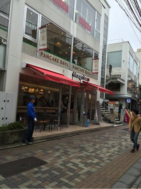 ゴンチャ 原宿表参道店に行って来ました。