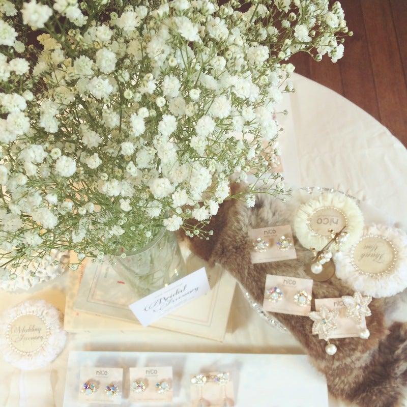 結婚式かすみ草