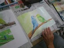 赤羽教室水曜日アートクラス・水彩画001