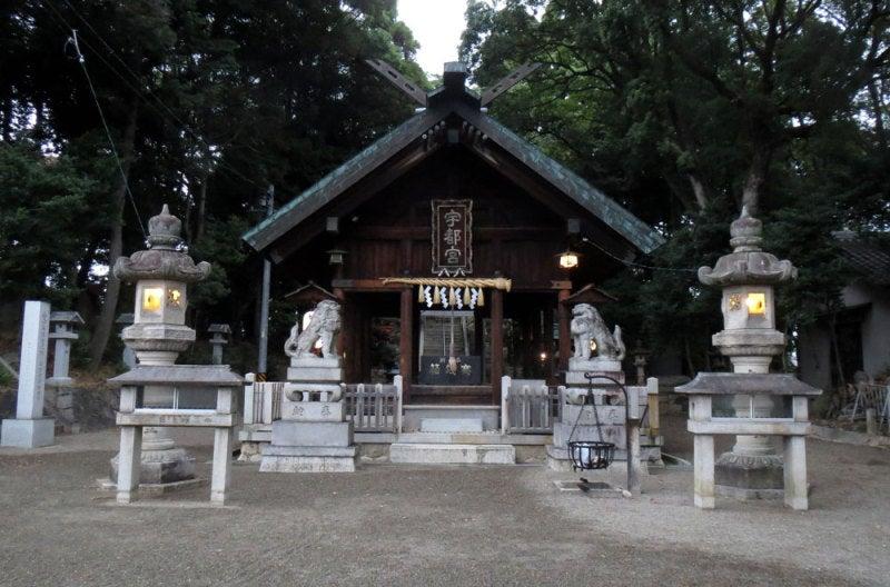 小木城/②宇都宮神社