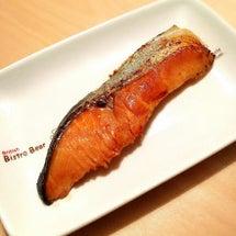 鮭の照り焼き風 血糖…