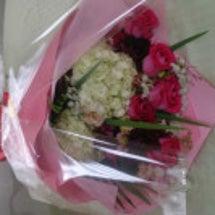 舞台のお祝い花