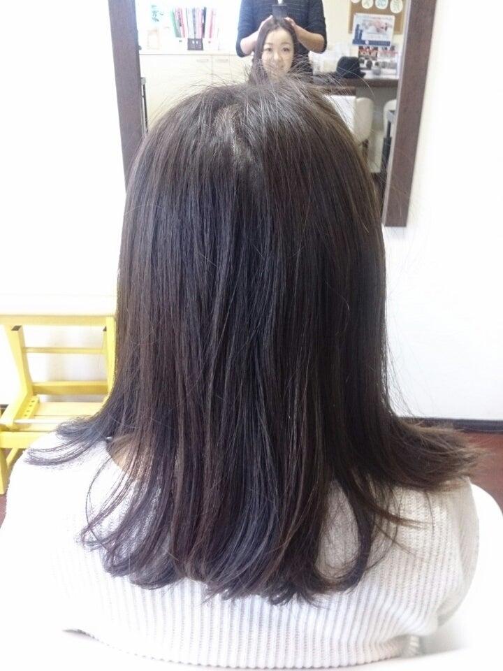 猫毛、細い髪、柔らかい髪質の活きる髪型♪