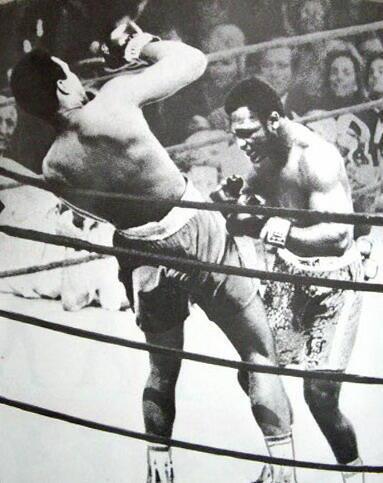 ジョー・フレイジャーの左フック   ボクシングのこと~好き勝手に語る ...