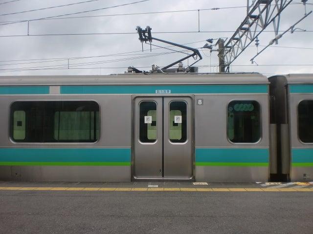 成田駅にて、E231系(0番台)マト車を撮影!   Ameba鉄道ファンブロガー ...