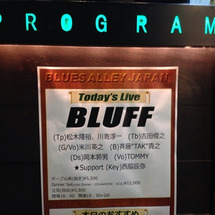 BLUFF +α
