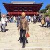 整形の美しさとアレンの華やかさは鎌倉でも注目の的です♡♡♡の画像