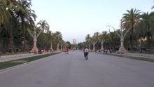 バルセロナ シウタデリャ公園