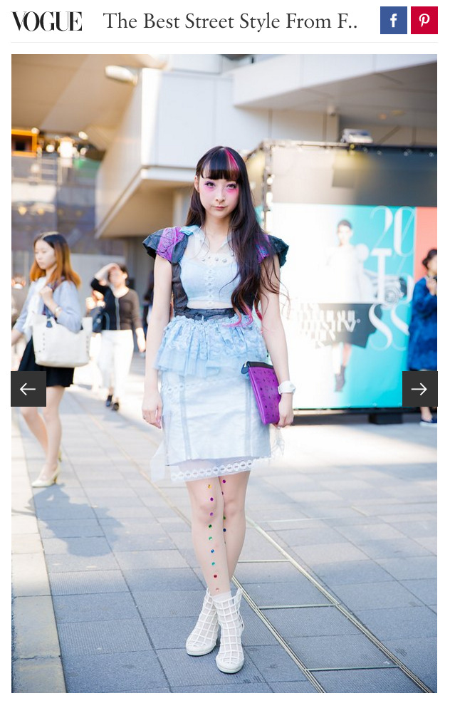 VOGUEに写真提供 ARTIST-PHOTO.jp