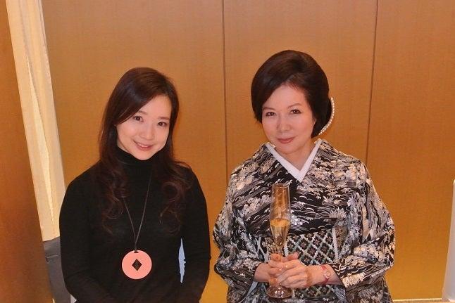 鮨さいとう 岡崎雅子先生&伊藤由美ママ