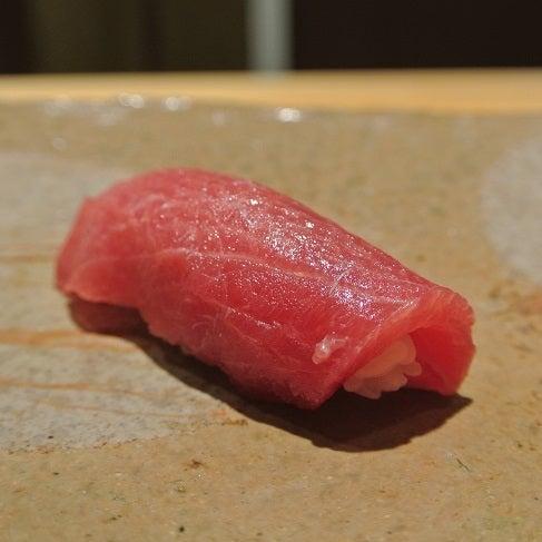 六本木 鮨さいとう やま幸大間鮪中トロ