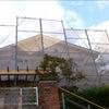 外部足場組み完了 お化粧なおし 亀岡市篠町 Oさま邸の画像
