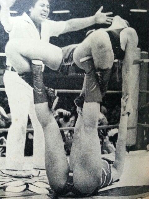 全日本女子プロレス 黄金伝説1977年11月1日BP対決は0-3コメント